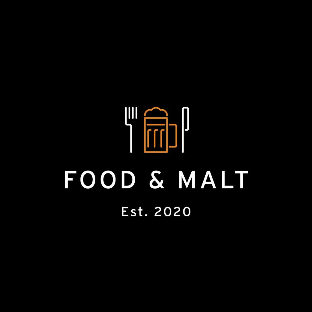Logo Food & Malt