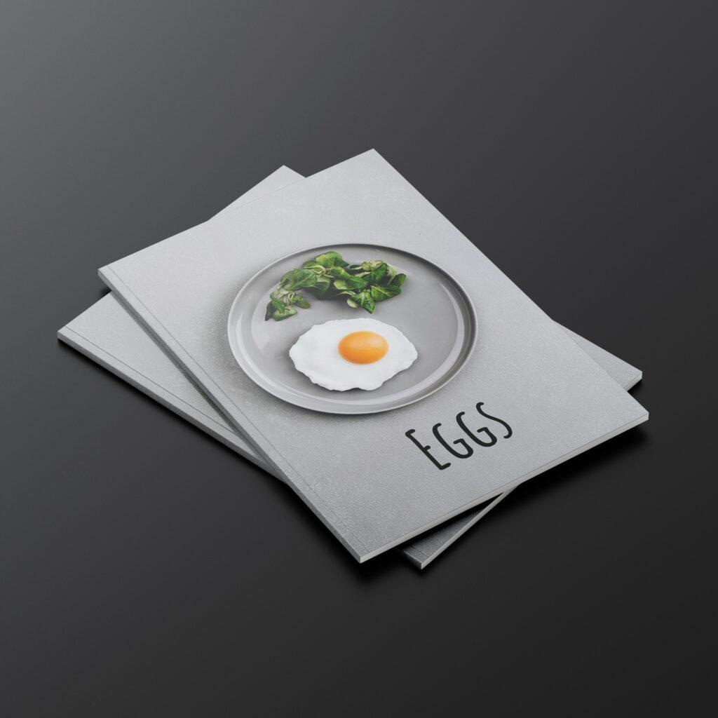 Eggs recipe booklet